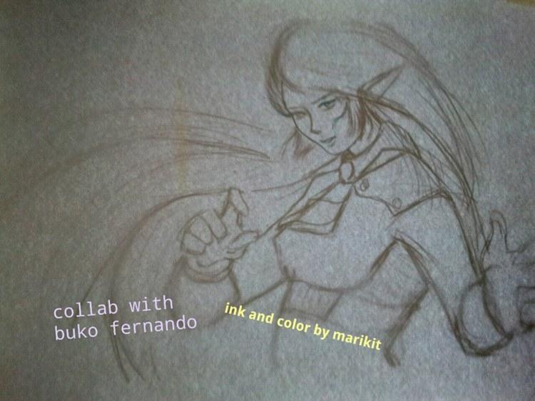 Buko Fernando's Sketch