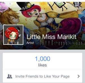 1000 Facebook Likes