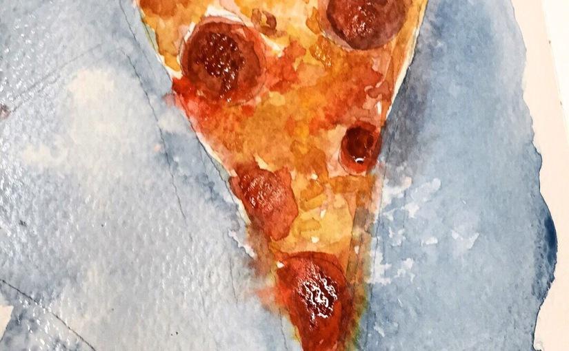 #foodartfriday Pizza