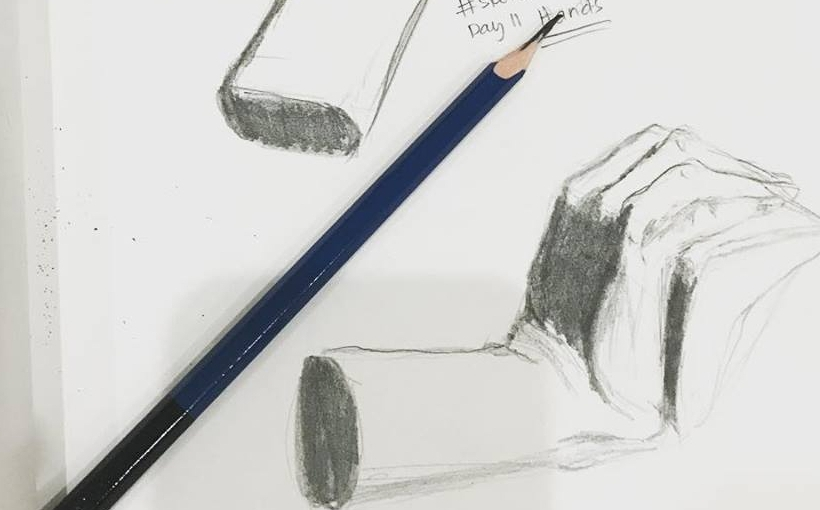 Atelier Diaries 001: Draw like the Masters, Learn like theMasters.