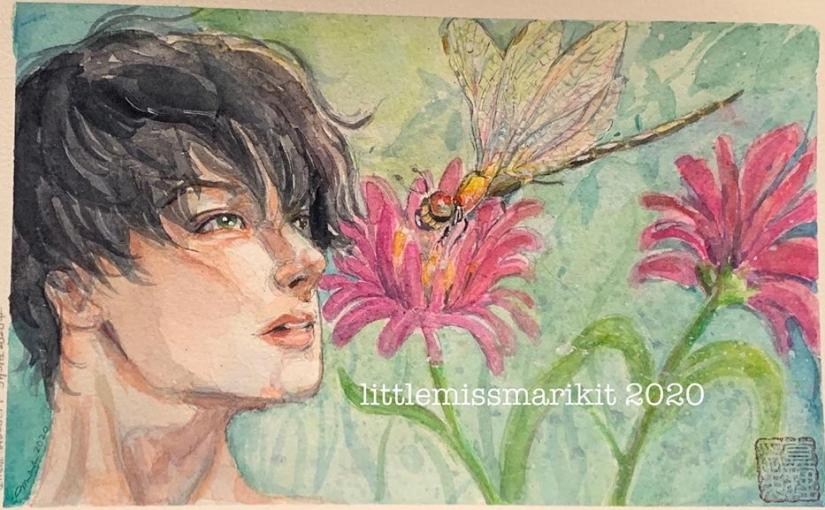 #June Bug Illustrations: Week1