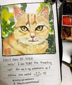 Toby the Cat's Diary